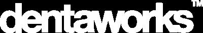 Dentaworks logo white