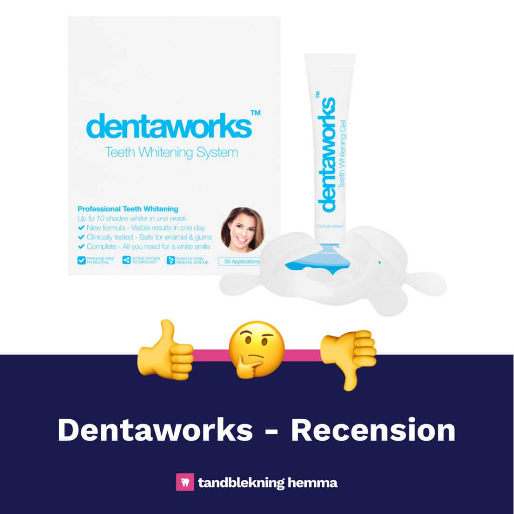 Dentaworks recension