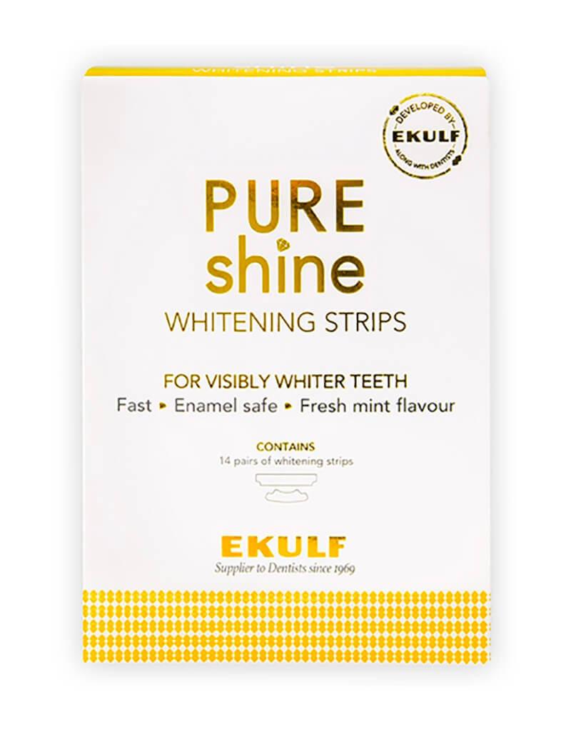 Pure shine Whitening Strips